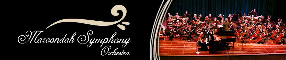 Maroondah Symphony Orchestra
