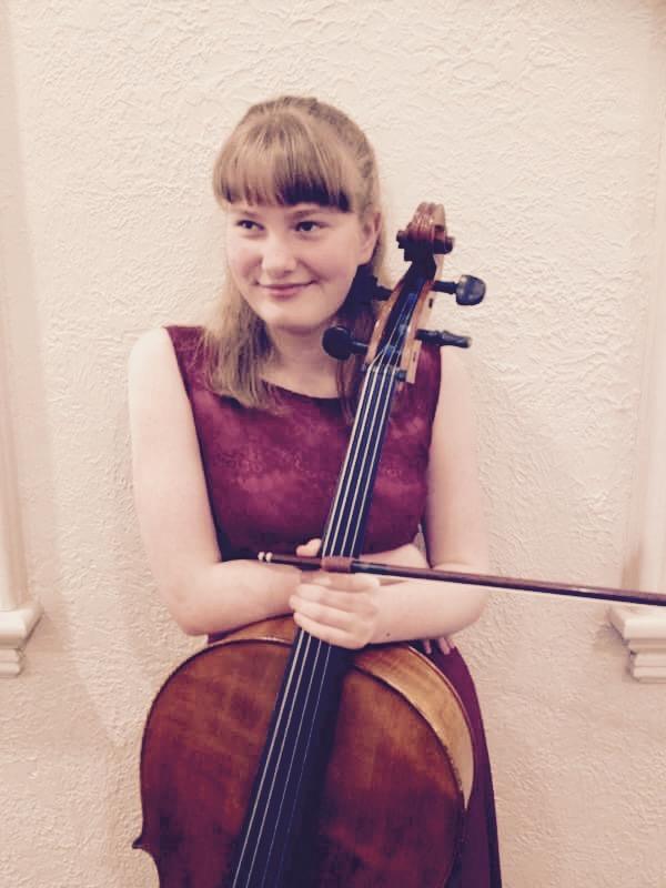 Charlotte Miles - Cello